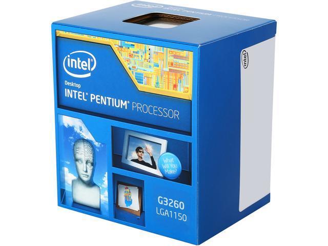 Intel Pentium G3260 Haswell Dual-Core 3.3 GHz LGA 1150 ...