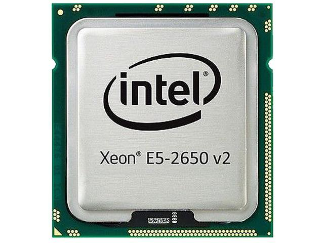 Intel Xeon E5-2650V2 2.6 GHz LGA 2011 95W SR1A8 Server Processor
