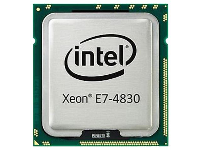 Xeon E7-4830 2.13 GHz LGA 1567 105W SLC3Q Server Processor