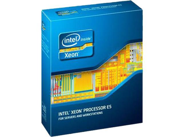 Intel Xeon E5-2670 Sandy Bridge-EP 2.6 GHz 8 x 256KB L2 Cache 20MB L3 Cache FCLGA2011 115W CM8062101082713 Processors Server