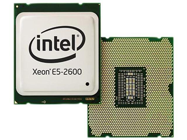 HP Intel Xeon E5-2630 2.3 GHz LGA 2011 95W 654768-B21 Server Processor