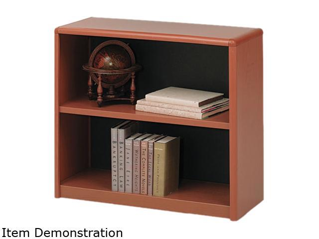 Safco 7170CY 2-Shelf ValueMate® Economy Bookcase 31 3/4