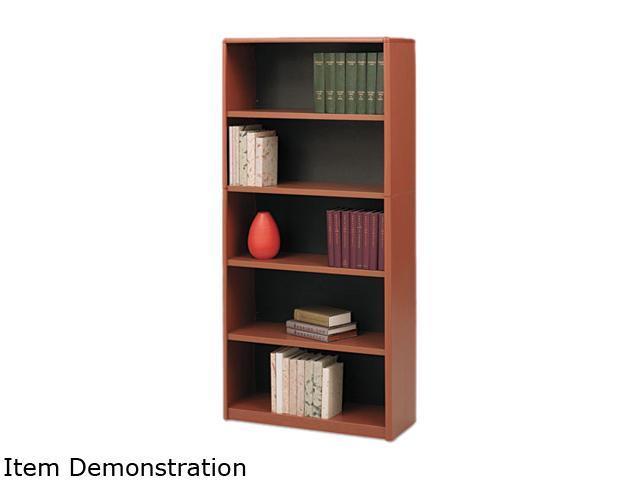 Safco 7173CY 5-Shelf ValueMate® Economy Bookcase 31 3/4