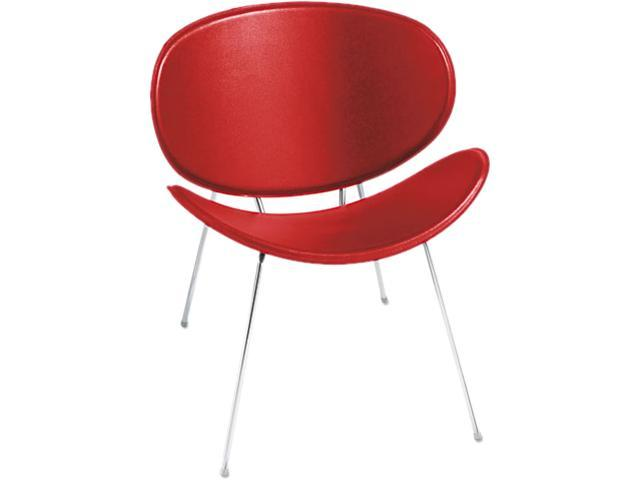 Safco Sy 3563 Guest Chair Red Seat