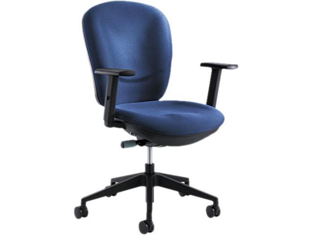 SafcoRae Series Synchro-Tilt Task Chair, Blue