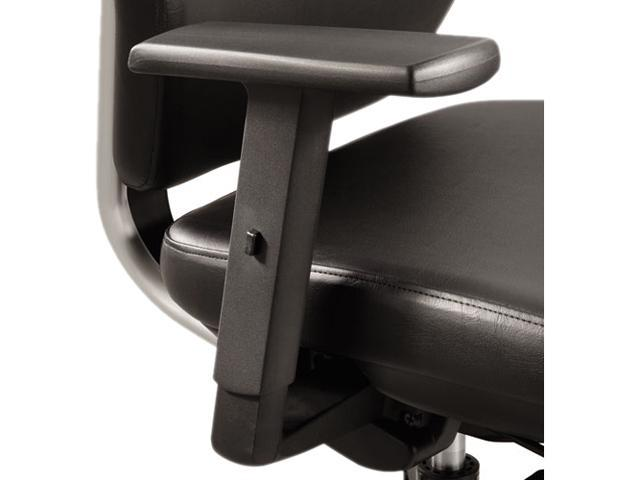 Safco Sol Task Chair Arm Kit Black - Nylon - 2 / Pair