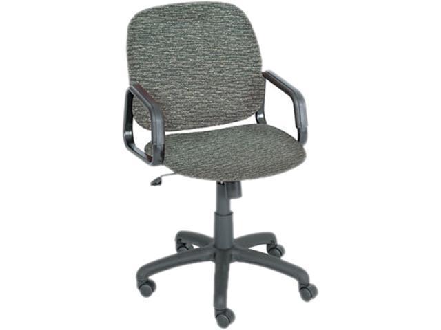 Cava Urth Collection High Back Swivel/Tilt Chair, Gray