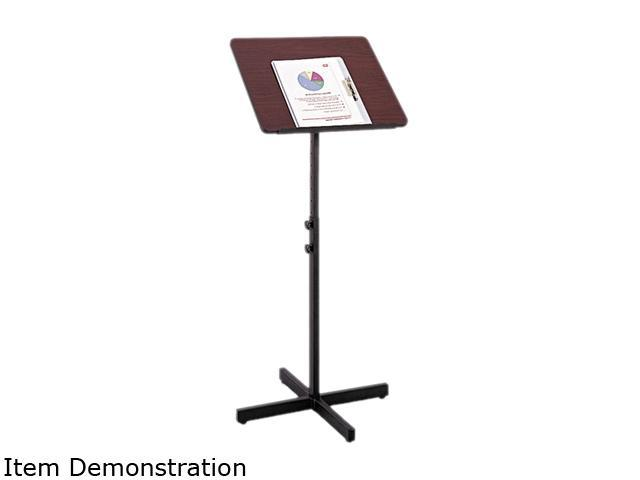 Safco 8921MH Adjustable Speaker Stand 21