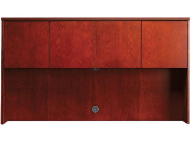 Luminary Series Wood Veneer Hutch Doors, 17W X 1-1/2D X 17-1/4H, Cherr
