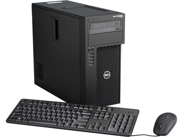 DELL Precision Mini-tower Server Workingstation Intel Xeon E3-1220 v3 3.1GHz 8GB Operating System Windows 7 Professional ...