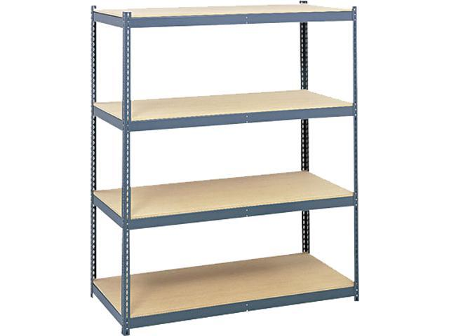 Safco Home Office Industrial Garage Steel Pack Archival Shelving