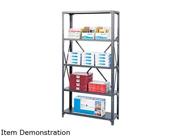 Safco 6265 36 x 12 Commercial 5 Shelf Kit 36