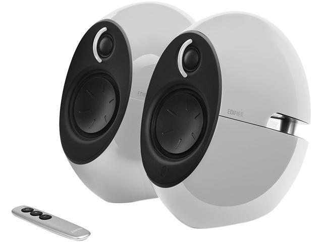 Edifier Luna Eclipse E25-WHT White Dual Bass touch controls