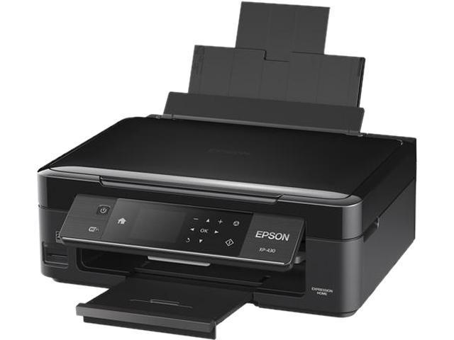 EPSON Expression Home XP-430 (C11CE59201) 5760 dpi x 1440 dpi USB Color Small-on-One Inkjet Printer