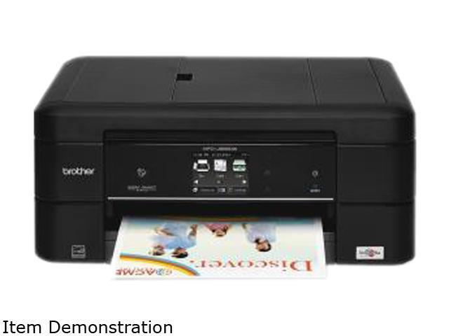Brother MFC-J885DW Duplex 6000 dpi x 1200 dpi Wireless / USB Color Inkjet MFC Printer