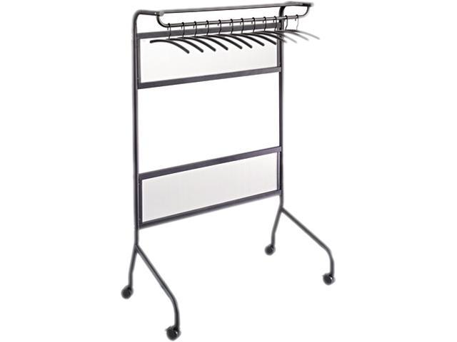 Garment Rack Steel w/Hangers 40-1/4