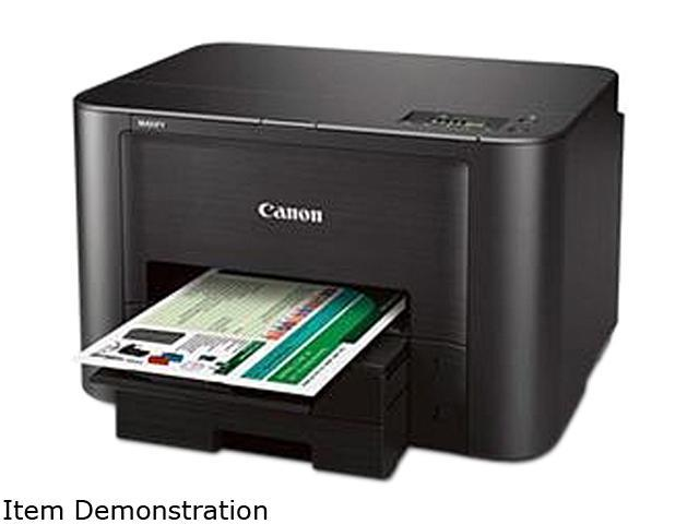 Canon iB4020 Up to 23 ppm Black Print Speed Small Office/Home Office Inkjet Printers Inkjet Printers