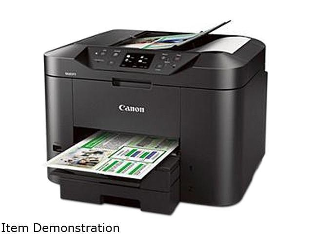 Canon MAXIFY MB2320 Up to 23 ppm Black Print Speed Small Office/Home Office Inkjet Printers