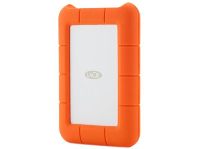 LaCie 500GB Rugged External Solid State Drive 9000449