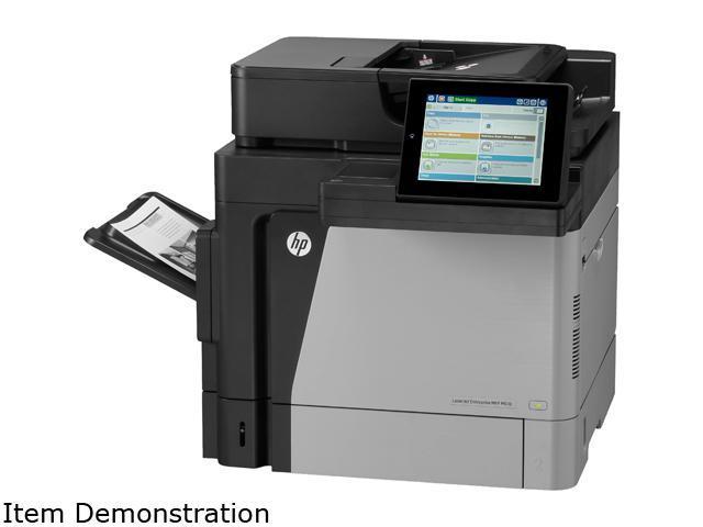 HP LaserJet Enterprise M630h (J7X28A) Duplex 1200 x 1200 dpi USB mono Laser MFP Printer