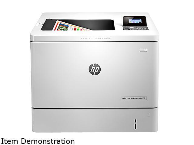 HP Laserjet Enterprise M553n (B5L24A#BGJ) Duplex 1200 x 1200 dpi USB / Etherent Color Laser Printer