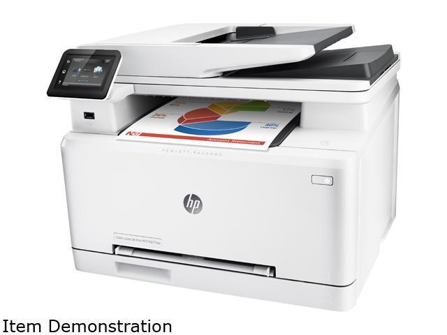 HP LaserJet Pro M277DW (B3Q11A) Duplex up to 600 dpi Wireless/USB Color Laser MFP Printer