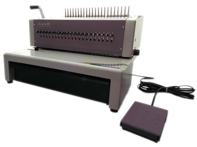 GBC CombBind C800Pro Heavy-Duty Binding Machine - 1 EA/BX