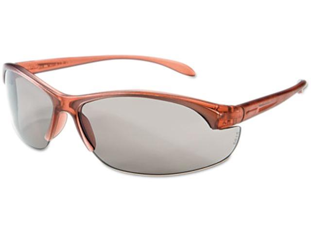 Women'S Eyewear, Dusty Rose Frame, Tsr-Gray Anti-Scratch Lens, One Siz