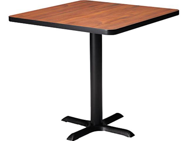 "Hospitality Table ""X"" Pedestal Base, 28"" High, Black"