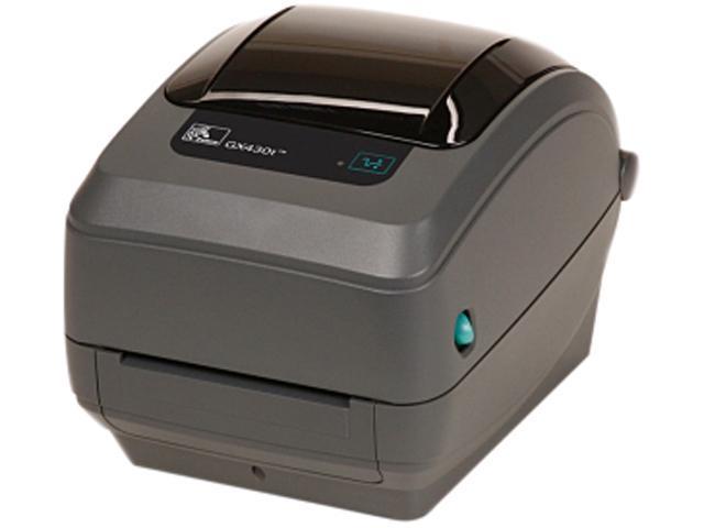 Zebra GX43-102812-000 GX430t Desktop Thermal Printer