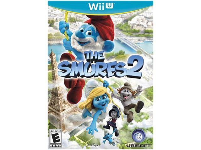 The Smurfs 2 Nintendo Wii U Games