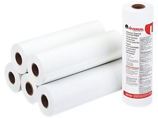 Economical Thermal Facsimile Paper, 1