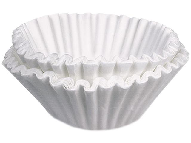 Commercial Coffee Filters, 6 Gallon Urn Style, 252/Pack