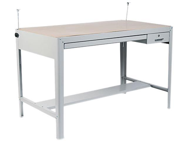 Safco 3962GR Precision Drafting Table Base 35.5