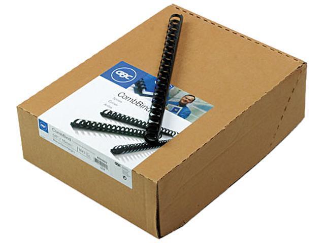 GBC CombBind Binding Spine - 100 EA/BX