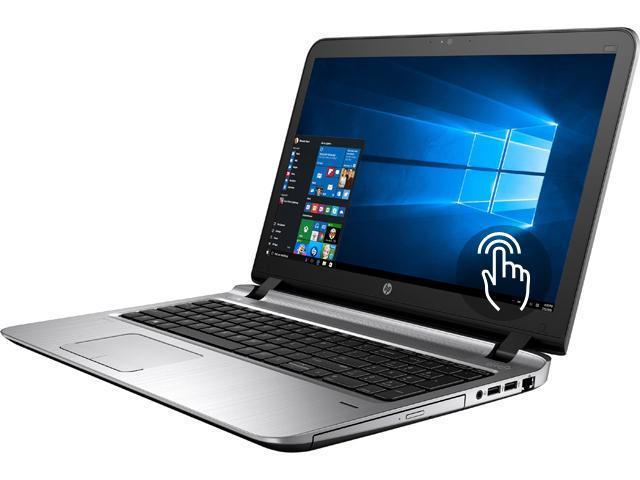 HP Laptop ProBook 450 G3 (T1B78UT#ABA) Intel Core i5 6200U (2.30 GHz) 8 GB Memory 128 GB SSD Intel HD Graphics 520 15.6