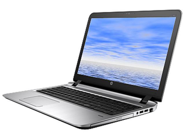 HP Bilingual Notebooks ProBook 450 G3 (T3L11UT#ABL) Intel Core i5 6200U (2.30 GHz) 4 GB Memory 500 GB HDD Intel HD Graphics 520 15.6