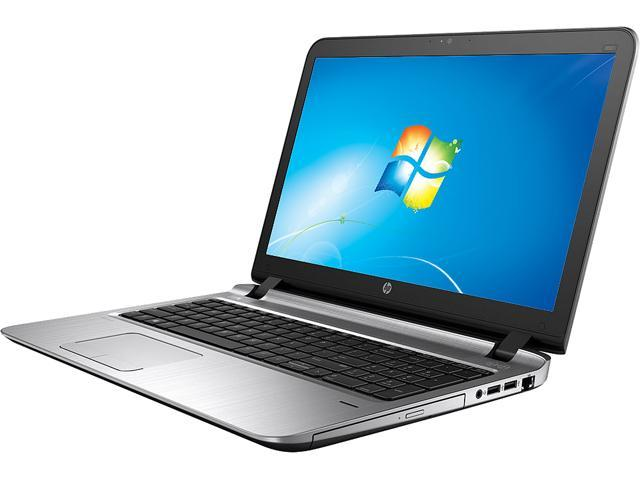 HP ProBook 450 G3 (T1B70UT#ABA) Laptop - Intel Core i5 6200U (2.30