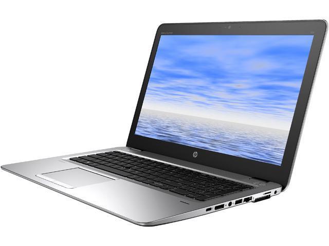 HP Bilingual Laptop EliteBook 850 G3 (V1H16UT#ABL) Intel Core i5 6200U (2.30 GHz) 4 GB Memory 500 GB HDD Intel HD Graphics 520 15.6