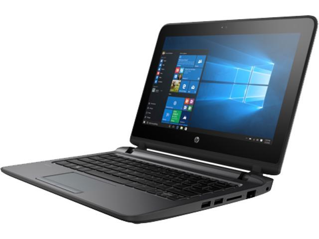 HP Bilingual Laptop ProBook 11 EE G2 (V2W52UT#ABL) Intel Celeron 3855U (1.60 GHz) 4 GB Memory 500 GB HDD Intel HD Graphics 510 11.6