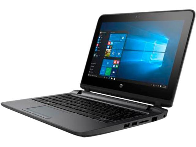 HP Laptop ProBook 11 EE G2 (V2W53UT#ABA) Intel Celeron 3855U (1.60 GHz) 4 GB Memory 500 GB HDD Intel HD Graphics 510 11.6