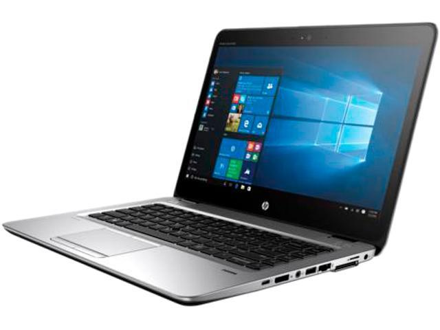 HP Bilingual Laptop EliteBook 840 G3 (V1H23UT#ABL) Intel Core i5 6300U (2.40 GHz) 8 GB Memory 256 GB SATA SED SSD Intel HD Graphics 520 14.0