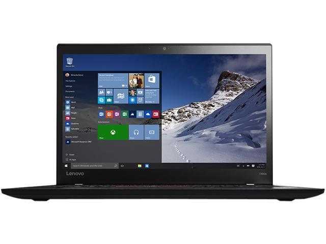 Lenovo Ultrabook ThinkPad T460s (20F9001DCA) Intel Core i7 6600U (2.60 GHz) 12 GB Memory 512 GB M.2 SSD Intel HD Graphics 520 14