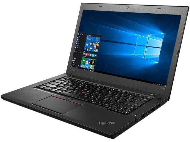 Lenovo Ultrabook ThinkPad T460 (20FN003CCA) Intel Core i5 6200U (2.30 GHz) 8 GB Memory 128 GB SSD Intel HD Graphics 520 14