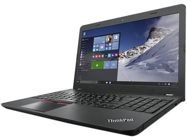 Lenovo French Laptop ThinkPad E560 (20EV002LCA) Intel Core i3 6100U (2.30 GHz) 4 GB Memory 500 GB HDD Intel HD Graphics 520 15.6
