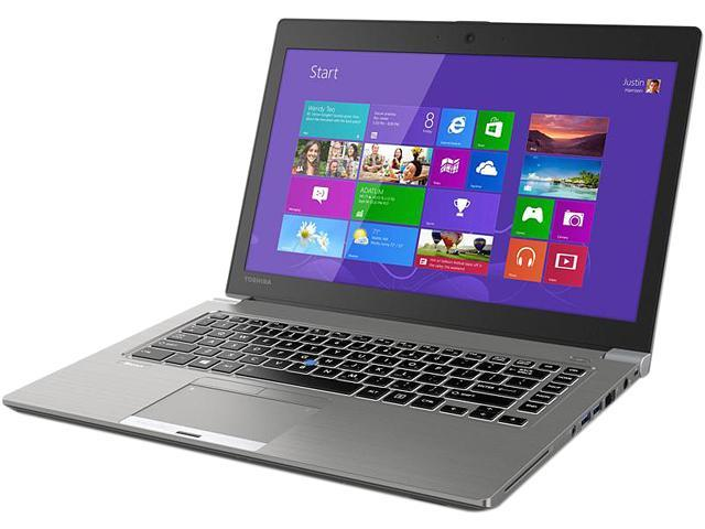 TOSHIBA Laptop Tecra Z40-C-004 Intel Core i5 6200U (2.30 GHz) 8 GB Memory 500 GB HDD Intel HD Graphics 520 14.0