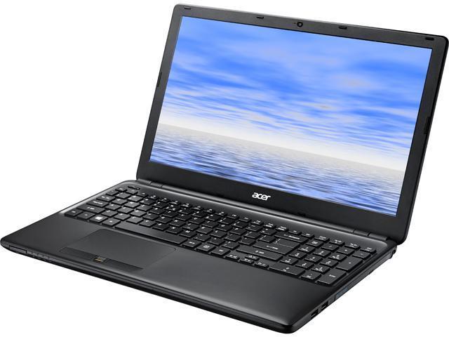 Acer Notebooks NX.V8MAA.001 Intel Core i3 4010U (1.7 GHz) 4 GB Memory 500 GB HDD Intel HD Graphics 4400 14.0