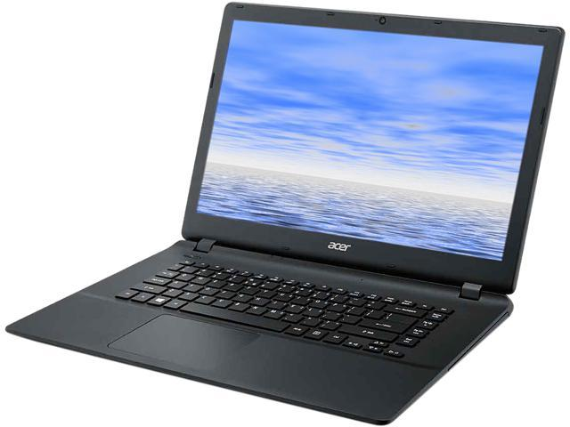 Acer Laptop Aspire ES1-511-C0RB Intel Celeron N2930 (1.83 GHz) 4 GB DDR3L Memory 500 GB HDD Intel HD Graphics Shared memory 15.6