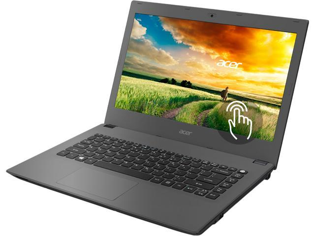 Acer Bilingual Laptop E5-473T-506E Intel Core i5 5200U (2.20 GHz) 8 GB Memory 1 TB HDD Intel HD Graphics 5500 14.0