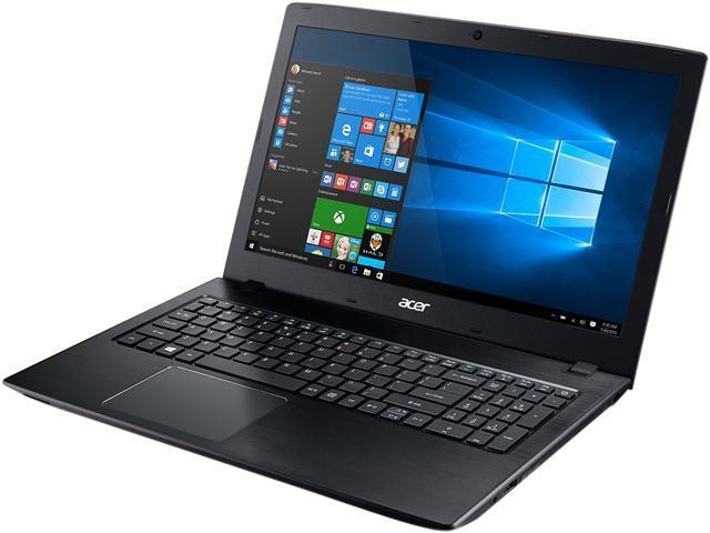 Acer Laptop E5-575-59UV Intel Core i5 6200U (2.30 GHz) 8 GB Memory 1 TB HDD Intel HD Graphics 520 15.6